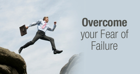 fear of failure Here are seven strategies to overcoming your fear of failure at work.