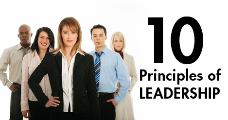 Ten Principles of Leadership