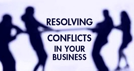 Term papers on conflict resolution