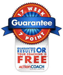 Business Coaching Guarantee - ActionCOACH