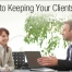Keeping Your Clients Longer-3 Steps by Brad Sugars