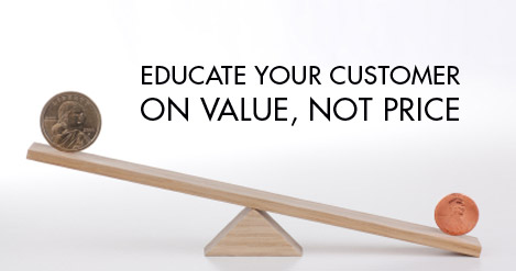 Educate Your Customer on Value, Not Price - ActionCoach