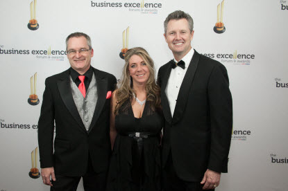 David and Tray Ford with Brad Sugars