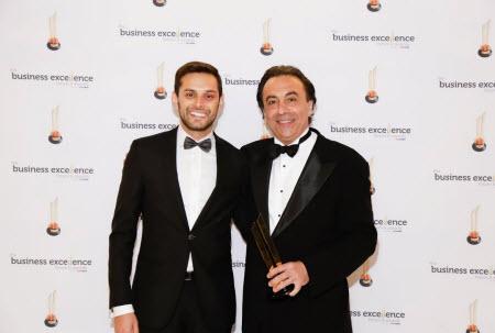EMEA CEO of the Year