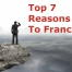 top 7 reasons to franchise