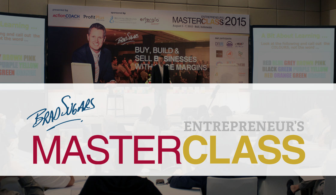 MasterCLASS Image banner