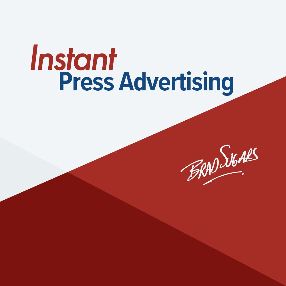 Instant Press Advertising