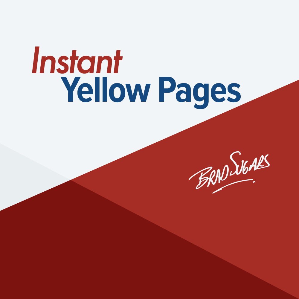 Instant Yellow Pages