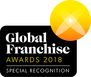 Global Franchise Award 2018 – Special Recognition