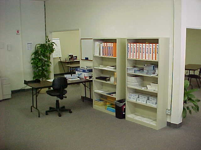 Image - 1999 first global office, San Mateo CA