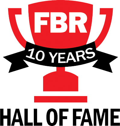 Franchise Business Review Hall of Famer – 10 Years