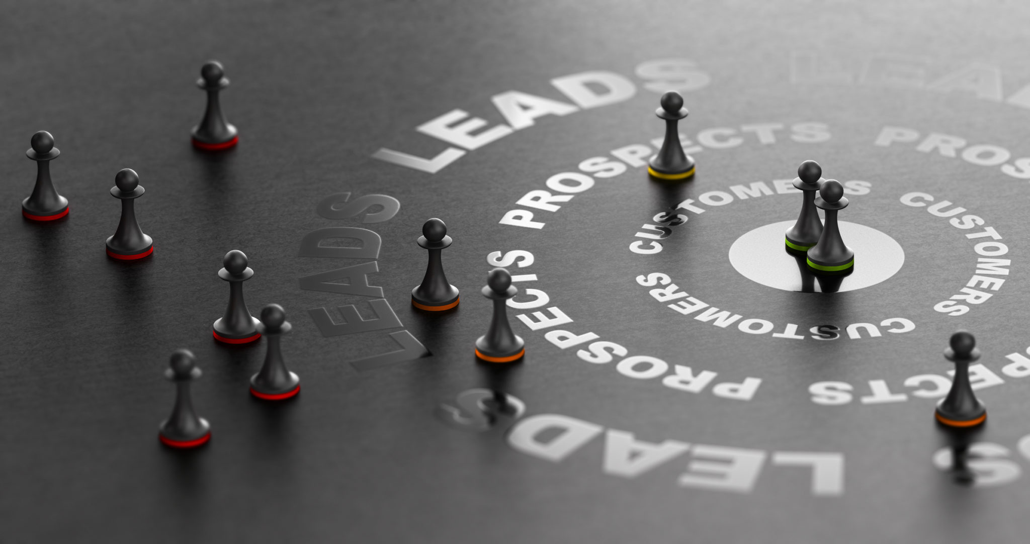 Inbound Marketing, Converting Leads Into Sales or Customers