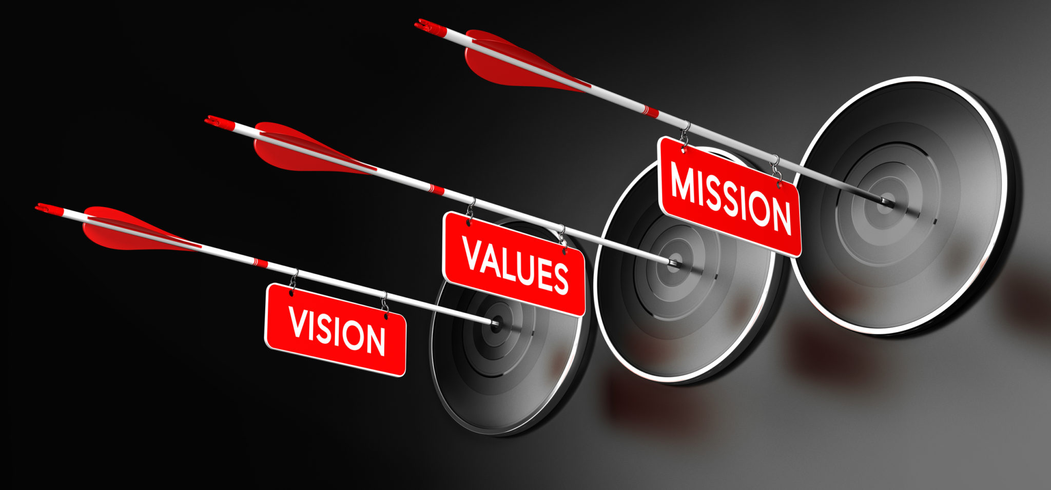 Mission, Vision and Values Statements